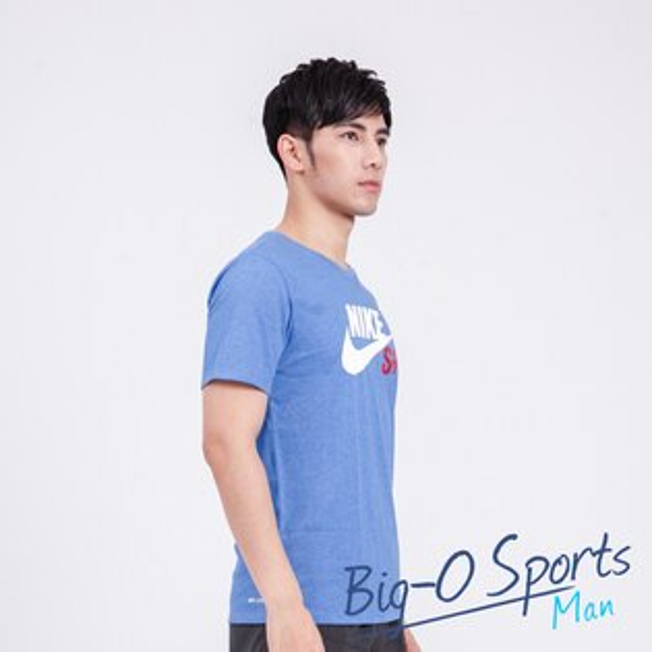 NIKE 耐吉 Nike SB Icon Reflective  TEE 短袖圓領T恤 男 749631456 Big-O SPORTS