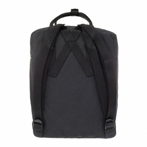 【Fjallraven Kanken 】Kånken Classic 550 Black 黑 4