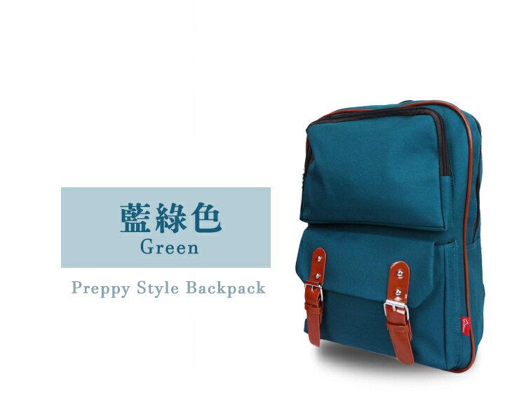 熊熊先生~韓風 包款 多色後背包 學院風 書包 可收納平板小筆電 耐磨厚布 旅遊外出包 ~