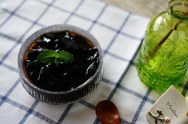 即品系列-黑糖仙草凍