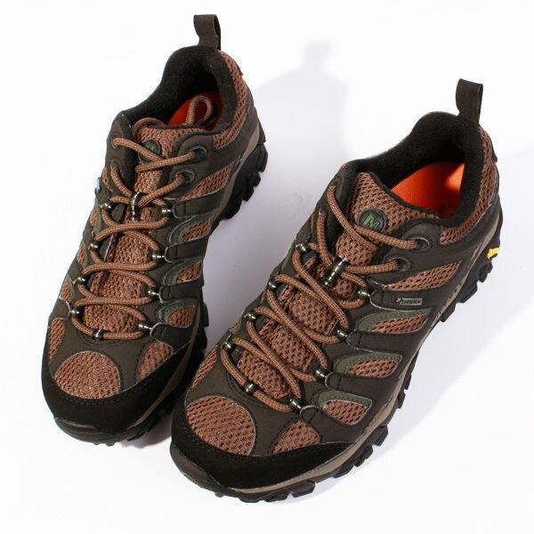 MERRELL MOAB GORE-TEX 戶外健行系列 男 咖啡 防水登山鞋│健行鞋│休閒鞋 5