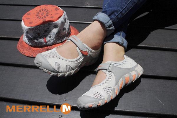 MERRELL CAPRA RAPID 多功能涼鞋 白 水陸兩棲│三棲運動│健行鞋│休閒鞋 0