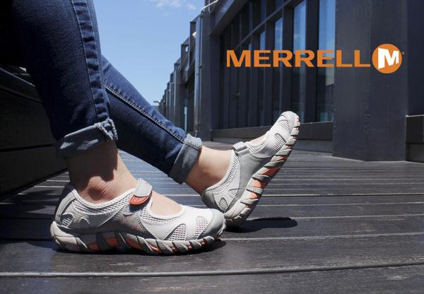 MERRELL CAPRA RAPID 多功能涼鞋 白 水陸兩棲│三棲運動│健行鞋│休閒鞋 3
