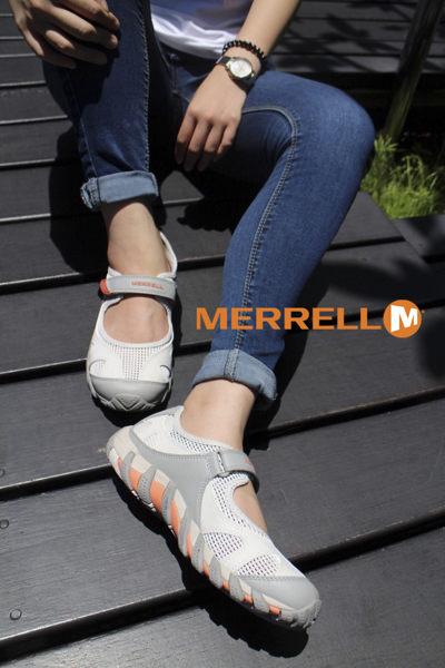 MERRELL CAPRA RAPID 多功能涼鞋 白 水陸兩棲│三棲運動│健行鞋│休閒鞋 7
