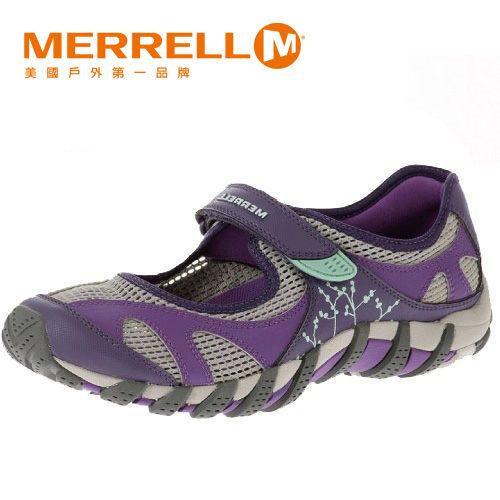 MERRELL CAPRA RAPID 多功能涼鞋 深紫 水陸兩棲│三棲運動│健行鞋│休閒鞋 0
