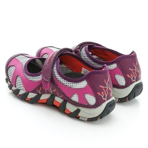 MERRELL 女 水陸兩棲運動鞋 紫 1