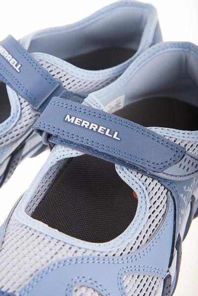 MERRELL 水陸兩棲多功能涼鞋 水藍 5