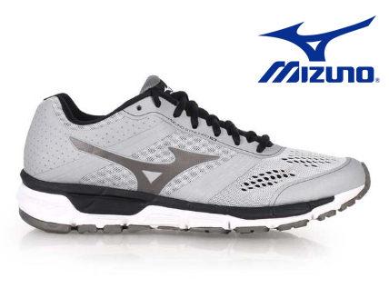 Mizuno Wave 男慢跑鞋 WAVE ENIGMA 5 灰