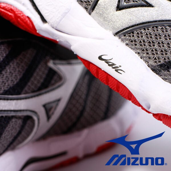 Mizuno 男路跑鞋 WAVE HITOGAMI 3 黑 6