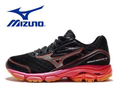 Mizuno 慢跑鞋 Wave Inspire 路跑 女鞋 0
