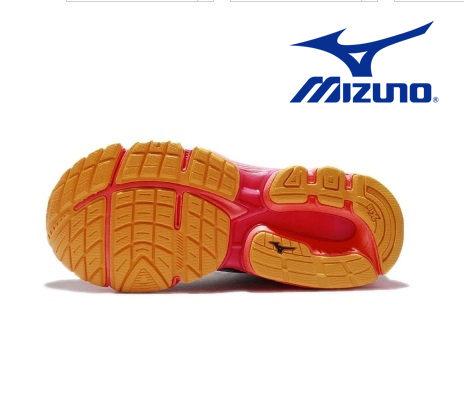 Mizuno 慢跑鞋 Wave Inspire 路跑 女鞋 5