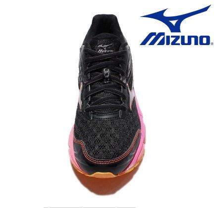 Mizuno 慢跑鞋 Wave Inspire 路跑 女鞋 3