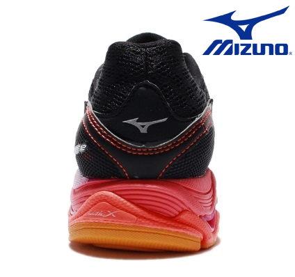 Mizuno 慢跑鞋 Wave Inspire 路跑 女鞋 4