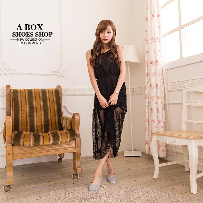 格子舖*【AD846】MIT台灣製 簡單素面熱銷款輕便舒適棉料 懶人鞋樂福鞋 娃娃鞋 便鞋 2色 1