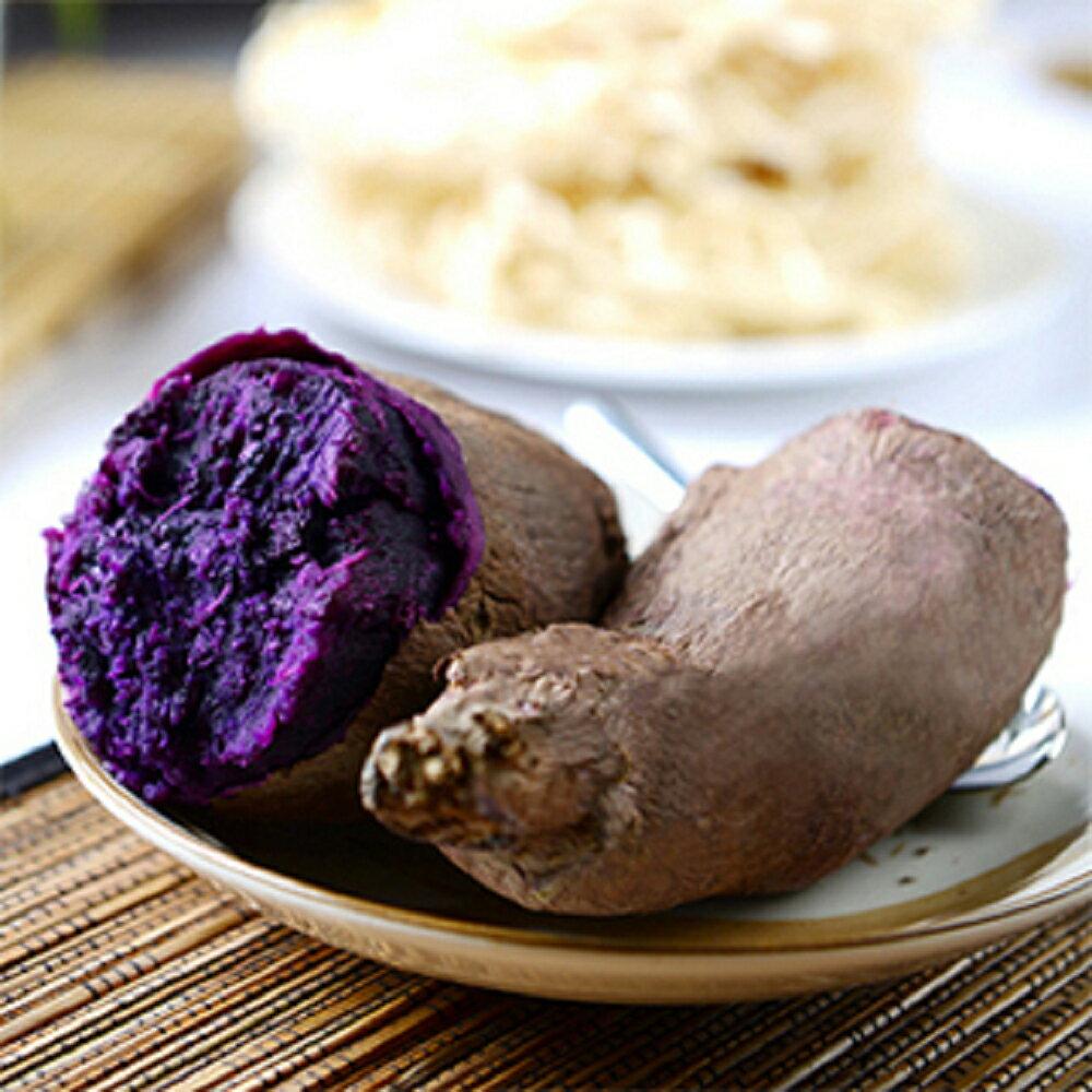 台農安心種紫玉生地瓜600GX6包