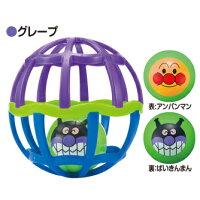 蝙蝠俠與超人周邊商品推薦日本代購預購 滿600免運費 麵包超人 嬰幼兒玩具 手搖球玩具 707-490