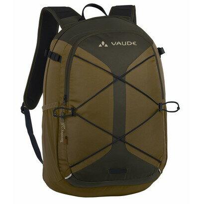 VAUDE Tecoday 25 Laptop Backpack (bison) 0