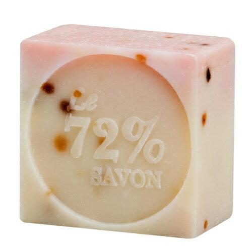 《雪文洋行》格拉斯玫瑰園(法國玫瑰)72%馬賽皂-110g