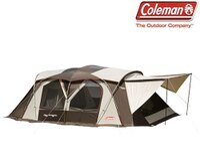 新手露營用品推薦到Coleman 氣候達人2-ROOM COCOON II 一房一廳帳/別墅帳/露營帳篷 CM-22110M000