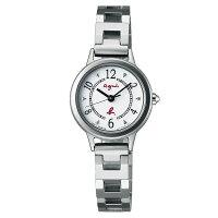 agnès b.到agnes b V117-0CS0S(BU9017P1)精巧時尚腕錶/白面24mm