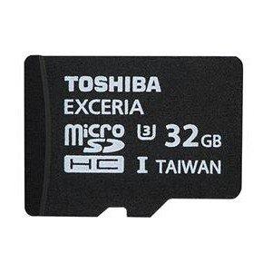 *╯新風尚潮流╭* TOSHIBA 32G 32GB Micro-SDHC UHS-I U3 C10記憶卡 SD-C032G