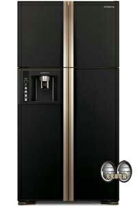 【HITACHI日立】 594L 四門對開冷藏庫 RG616~(限區配送安裝)