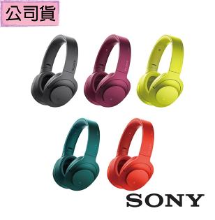 【SONY】MDR-100ABN h.ear  無線降噪耳罩式耳機(公司貨)