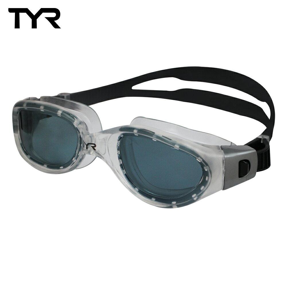 美國TYR 大框泳鏡 Titan Pro 台灣總代理-適合開放水域或三鐵 0