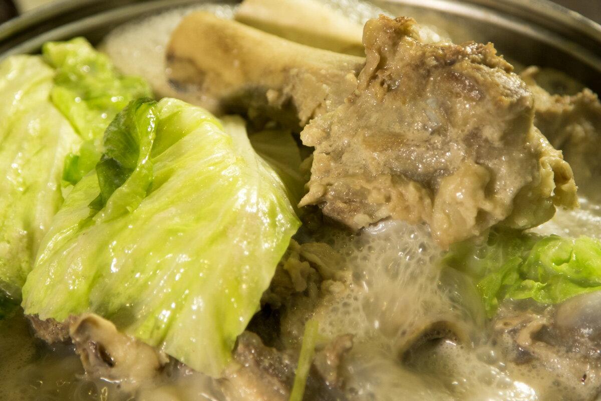 【廚房有雞】澳門豬骨煲(小份) 0