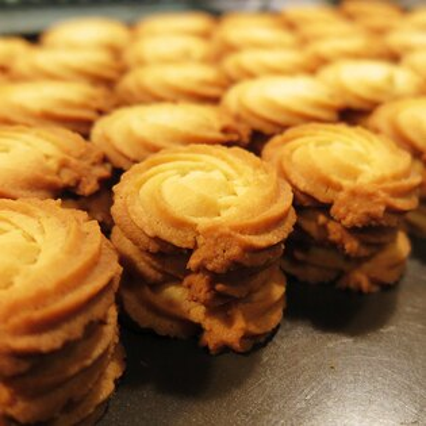 鹽之花茱蒂酥★維也納酥餅(160g)★[VB]凡內莎烘焙工作室
