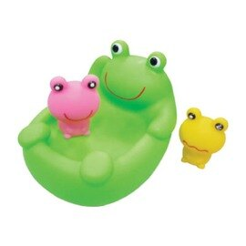 Toyroyal樂雅 - 軟膠洗澡玩具-青蛙 0