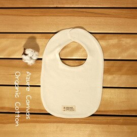 台灣【藍天畫布】100%天然棉嬰兒圍兜兜 - 限時優惠好康折扣