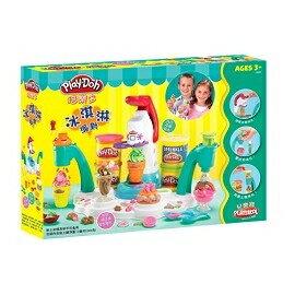 ★衛立兒生活館★兒樂寶 PLAYSKOOL Play-Doh培樂多冰淇淋派對