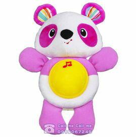 ~衛立兒 館~兒樂寶PlaySkool音樂熊貓安撫遊戲組^(粉紅熊貓^) ~  好康折扣