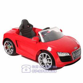 ★衛立兒生活館★奧迪R8兒童遙控電動車-紅色