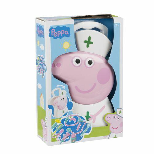 ★衛立兒生活館★【Peppa Pig】粉紅豬小妹醫護遊戲組PE06511