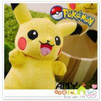 Pokemon:精靈寶可夢到任你逛☆ 6吋皮卡丘 神奇寶貝 寶可夢GO 人氣明星 POKEMON  寶貝大師 玩偶   anyfun【U5004】