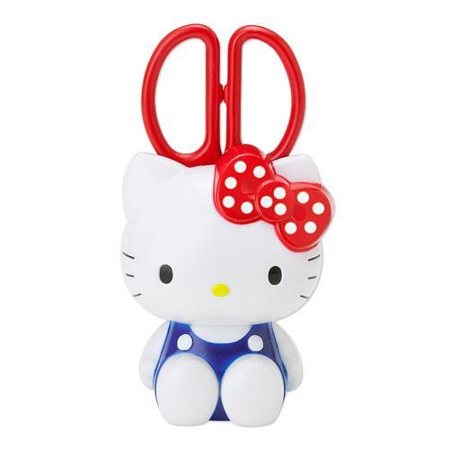 日本 Hello Kitty 美樂蒂  坐姿造型剪刀座
