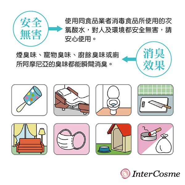 【大成婦嬰】日本製 諾羅剋星噴劑(01045) 400ml 安全零殘留 強力滅菌 瞬間消臭 環保無毒 1