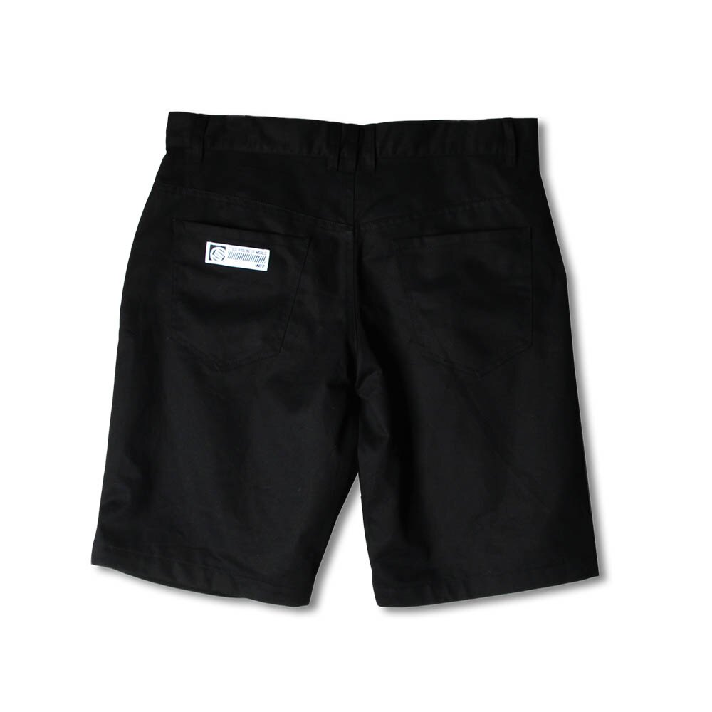 STAGE SC TAPES SWEAT SHORTS 黑色 3