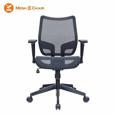 [Mesh 3 Chair] 恰恰人體工學網椅 酷黑(電腦椅 辦公椅 人體工學椅 網椅)