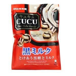 味覺CUCU黑糖牛奶糖90g