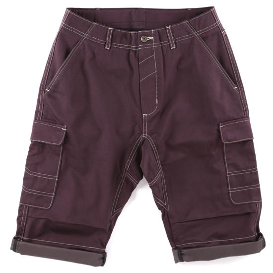 哈克褲/自在式長短褲 0