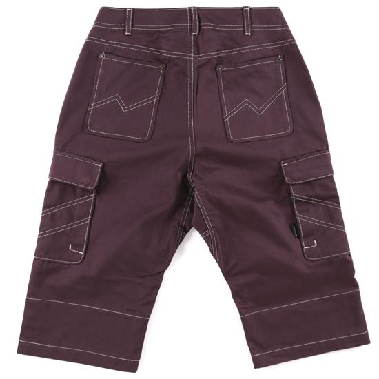 哈克褲/自在式長短褲 2