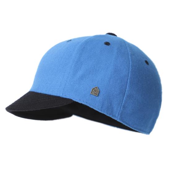 騎士帽/藍黑款 0