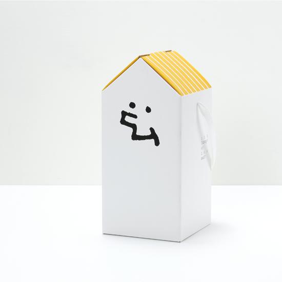 愛的小屋/黃色大屋款 0