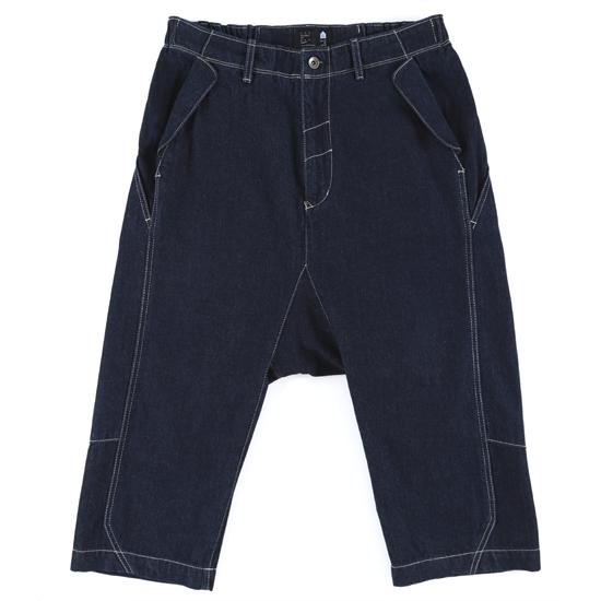 袋鼠褲/中性版形 1