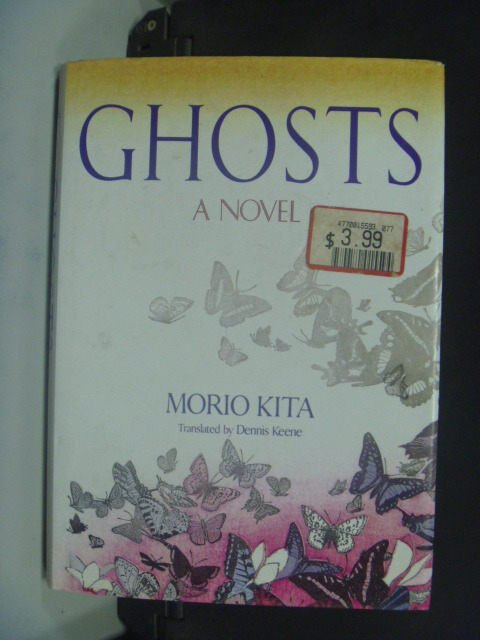 ~書寶 書T4/原文小說_JET~Ghosts_Morio Kita ^(pseud.^)