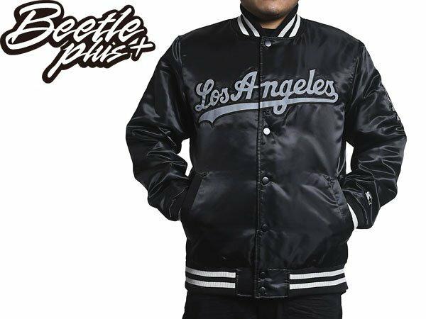 BEETLE MLB LOS ANGELES DODGERS JACKET 洛杉磯 道奇 棒球外套 M 0
