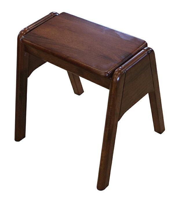 ~尚品 ~ 226~10 橡木全實木板凳 腳椅 居家矮凳 家庭小椅子 客廳椅凳 椅凳
